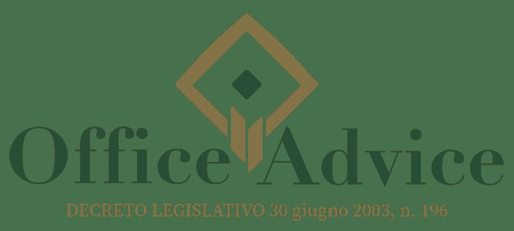 DECRETO-LEGISLATIVO-30-giugno-2003,-n.-196