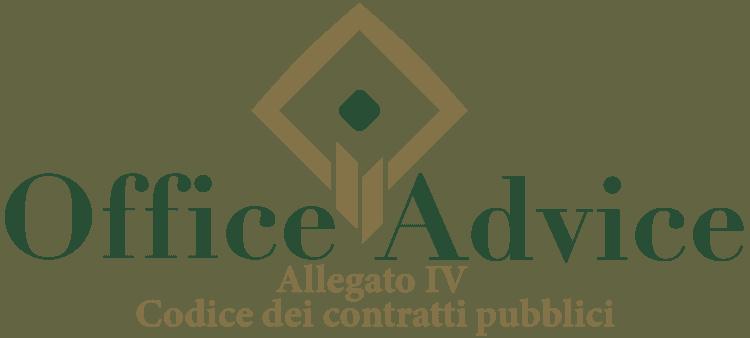 Allegato 4 - Codice dei Contratti Pubblici (Nuovo Codice degli Appalti)
