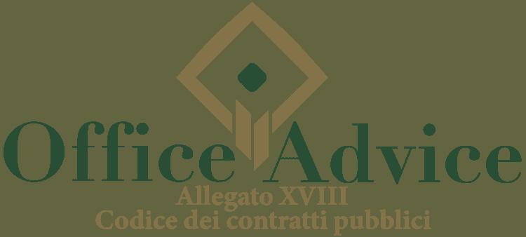 Allegato 18 - Codice dei Contratti Pubblici (Nuovo Codice degli Appalti)