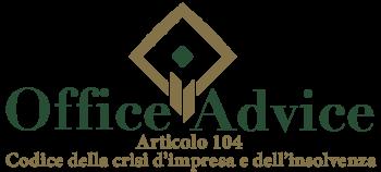 Art. 104 - codice della crisi d'impresa e dell'insolvenza