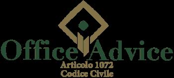 Articolo 1072 - Codice Civile