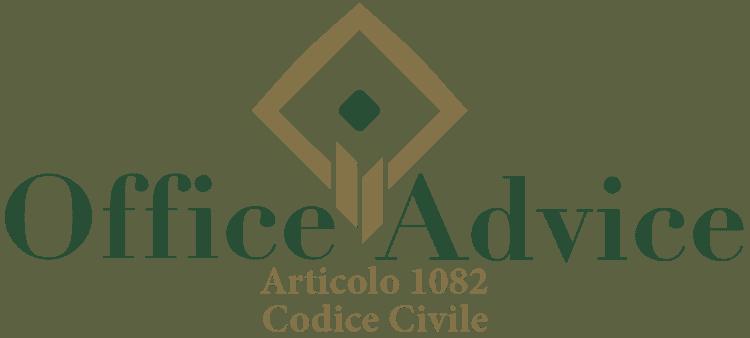 Articolo 1082 - Codice Civile