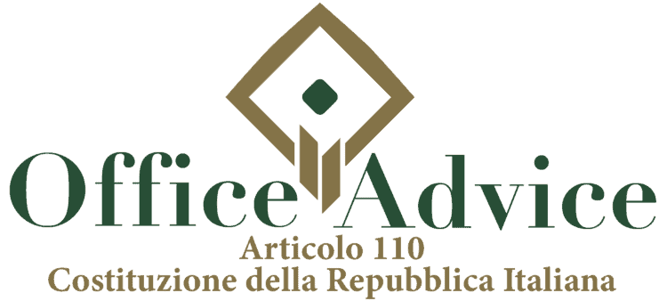 Articolo 110 - Costituzione della Repubblica Italiana