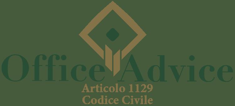Articolo 1129 - Codice Civile