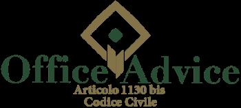 Articolo 1130 bis - Codice Civile
