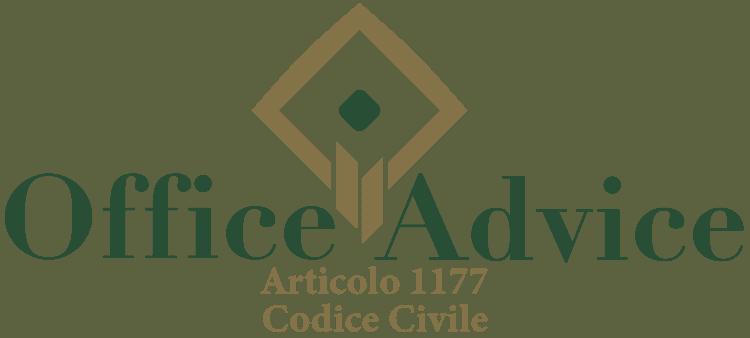 Articolo 1177 - Codice Civile