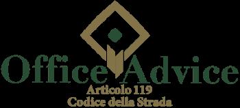 Articolo 119 - Codice della Strada
