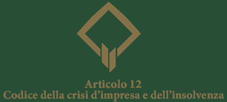 Art. 12 - Codice della crisi d'impresa e dell'insolvenza