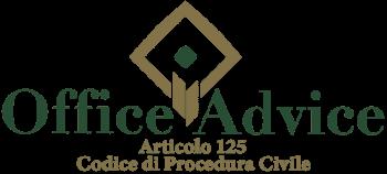 Articolo 125 - Codice di Procedura Civile