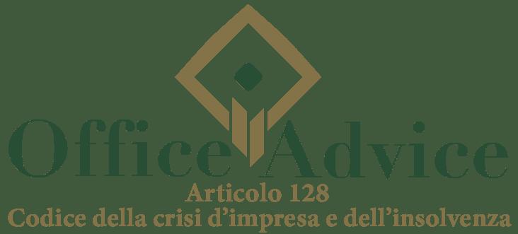Art. 128 - Codice della crisi d'impresa e dell'insolvenza