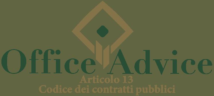Articolo 13 - Codice dei Contratti Pubblici (Nuovo Codice degli Appalti)