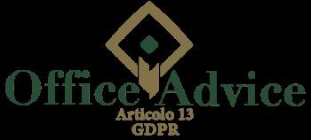 Articolo 13 - GDPR