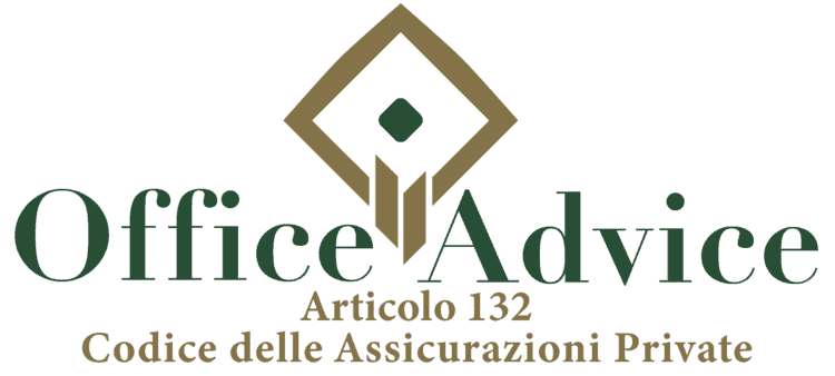Articolo 132 - Codice delle assicurazioni private