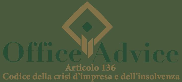 Art. 136 - Codice della crisi d'impresa e dell'insolvenza