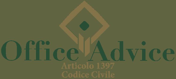 Articolo 1397 - Codice Civile