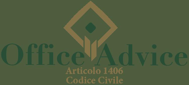 Articolo 1406 - Codice Civile