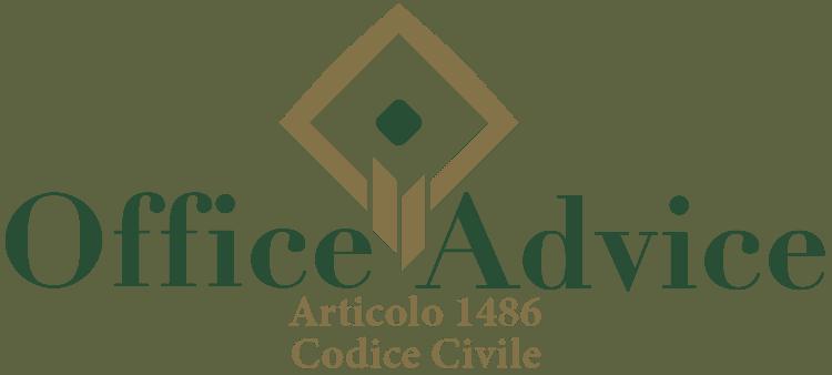 Articolo 1486 - Codice Civile