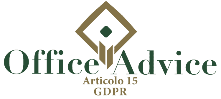 Articolo 15 - GDPR