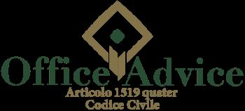 Articolo 1519 quater - Codice Civile