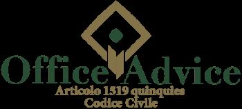 Articolo 1519 quinquies - Codice Civile