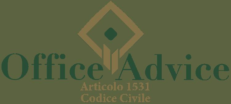 Articolo 1531 - Codice Civile