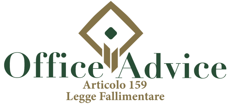 Articolo 159 - Legge fallimentare