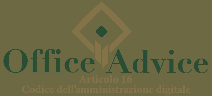 Art. 16 - Codice dell'amministrazione digitale