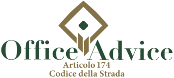 Articolo 174 - Codice della Strada