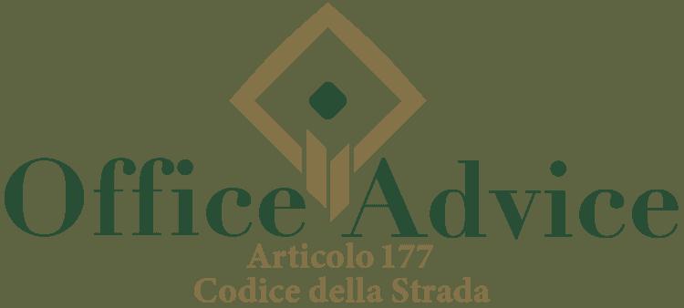 Articolo 177 - Codice della Strada