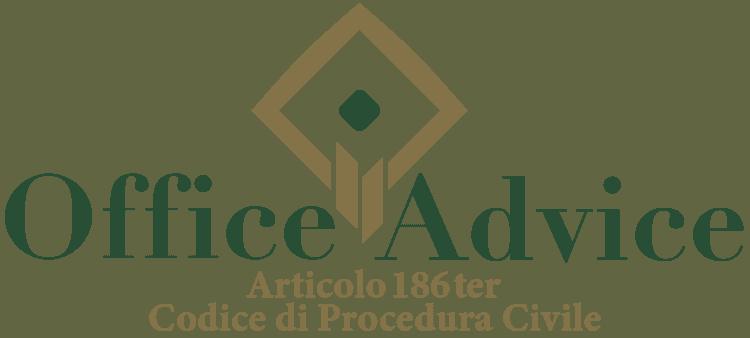 Articolo 186 ter - Codice di Procedura Civile