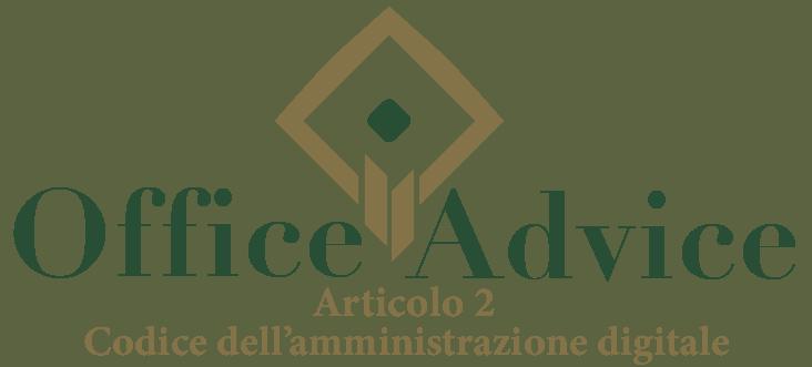 Art. 2 - Codice dell'amministrazione digitale