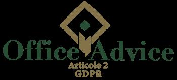 Articolo 2 - GDPR
