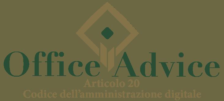 Art. 20 - Codice dell'amministrazione digitale