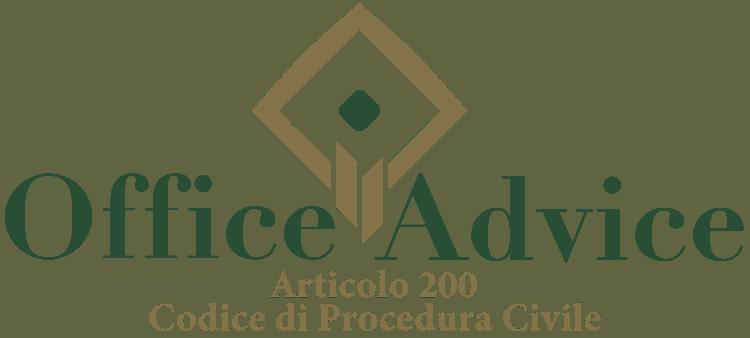 Articolo 200 - Codice di Procedura Civile