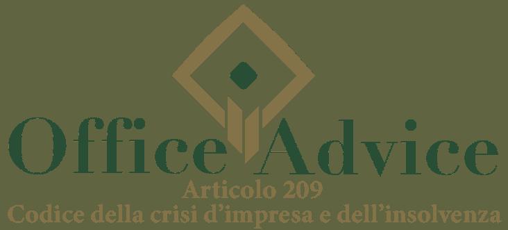 Art. 209 - Codice della crisi d'impresa e dell'insolvenza