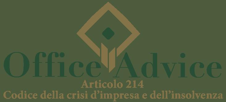 Art. 214 - Codice della crisi d'impresa e dell'insolvenza