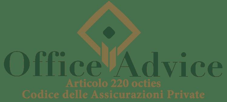 Articolo 220 octies - Codice delle assicurazioni private