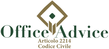 Articolo 2214 - Codice Civile