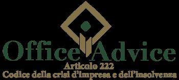 Art. 222 - codice della crisi d'impresa e dell'insolvenza