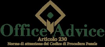 Articolo 230 - Norme di attuazione del Codice di Procedura Penale