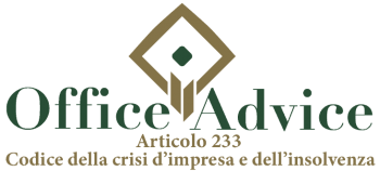 Art. 233 - codice della crisi d'impresa e dell'insolvenza