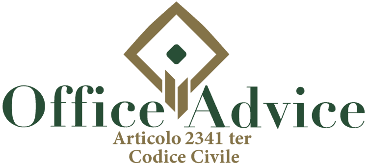 Articolo 2341 ter - Codice Civile
