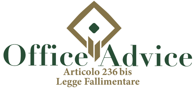 Articolo 236 bis - Legge fallimentare