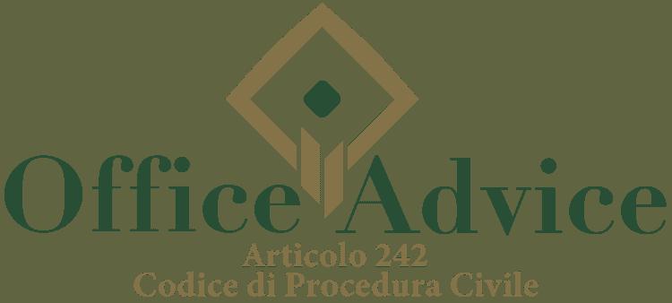 Articolo 242 - Codice di Procedura Civile