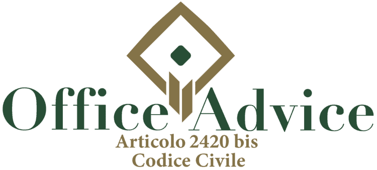 Articolo 2420 bis - Codice Civile