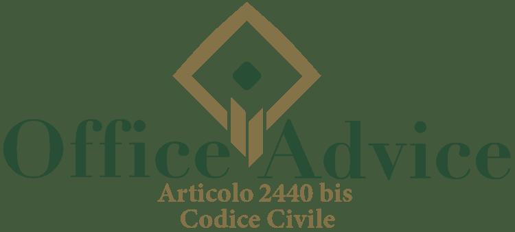 Articolo 2440 bis - Codice Civile
