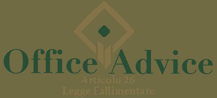 Articolo 26 - Legge fallimentare
