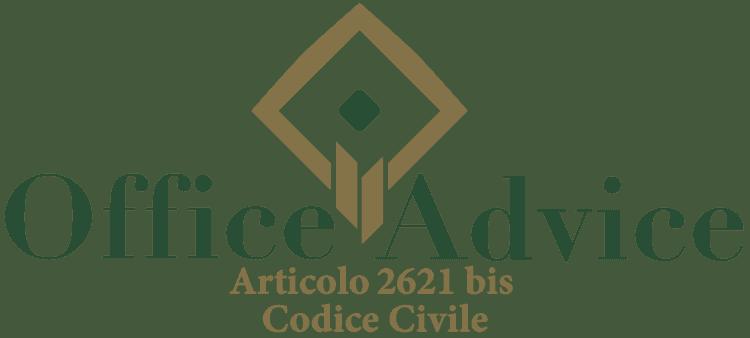 Articolo 2621 bis - Codice Civile