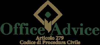 Articolo 279 - Codice di Procedura Civile