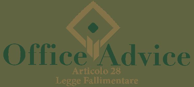 Articolo 28 - Legge fallimentare